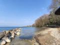 La rive devant le château de Beauregard