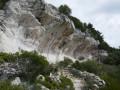 La Roche Curade au-dessus de Sanary-sur-Mer
