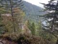 La Roche du Lac des Corbeaux