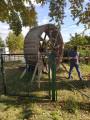 La roue du Moulin-Neuf