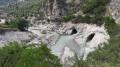 Le vallon de la Carleva