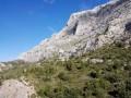 La Sainte-Victoire par le Col de Vauvenargues