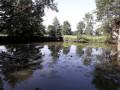 Circuit entre champs en forêts à Frangy-en-Bresse