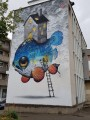 Un circuit en vélo pour découvrir le Street Art dans Grenoble