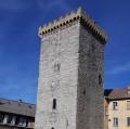 La tour brune