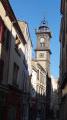 La tour de l'Horloge à Issoire