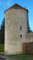 La tour du château d'Herbault