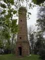 La tour du Heidenkopf - Le jardin de Merlin