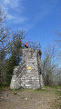 La tour Hering au sommet de l'Ungersberg