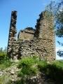 La Tour Matelbine au départ de Monze