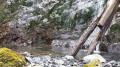La vasque de la Cascade du Picharrot