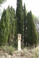 La vierge du Chêne Vert de Rousset