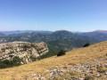 La vue en haut du Cougoir