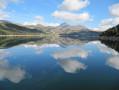 Le lac des Bouillouses, l'Estany de la Pradella, l'Estany Negre