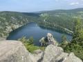 Boucle du Lac Noir, Col du Calvaire et Lac Blanc