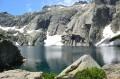 La Corse Etape 1: Lac Melo à la brêche de Capitellu