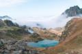 Lac Claret et Lac Longuet