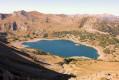 Lac d'Allos depuis le pas du Lausson