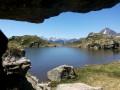 Pic du Cabaliros (2334m) et Lac d'Anapéou