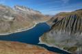 Lac de barrage de Grand-Maison