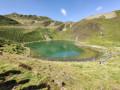 Lac de Boum de Soulas depuis la Station de Peyragudes