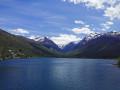 La Tour de Moulor et le Lac de Genos-Loudenvielle