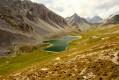Lac Roburent par les cols de Feuillas puis de Scaletta