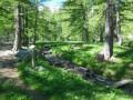 Lac de la Douche depuis Le Casset