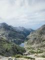 Lac de la Fous et vallon de la Gordolasque