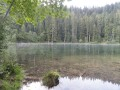 Lac de La Maix au petit matin