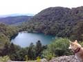Lac des Perches vu de haut
