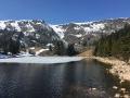 Du Col du Wettstein au Lac des Truites (Lac du Forlet) IBP 42