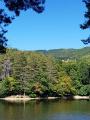 Lac du barrage