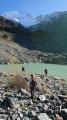 Lac du Glacier de Bionnassay
