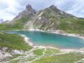 Lac de la Ponsonnière - Refuge des Drayères