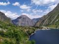 Le Bourg d'Arud - Lac de Plan Vianney