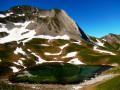 Le tour du lac du mont Charvin