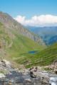 Le Lac de Foréant par le Col Vieux