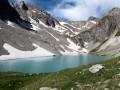 lac et col des Béraudes