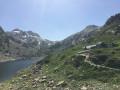 Barrage des Bouillouses - Refuge d'en-Beys