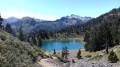 Lac de l'Oule et Lac Inférieur du Bastan