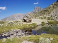 Refuge des Souffles - Lac Lautier - Crêtes de Colombes
