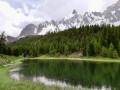 Le Lac Miroir par la Cascade de la Pisse