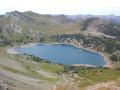 lac petite Cayolle et d'Allos