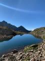 Lac sous le pas du Loup