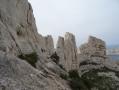 Massif de Marseilleveyre : les 9 Pas