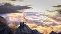 Le sommet de Lancebranlette