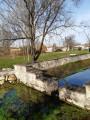 Lavoir du bourg de Viville