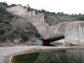 La boucle du barrage de Malpasset