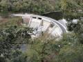 Du château d'eau de la Balingue au Barrage de Mervent